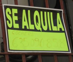 Renting in Granada