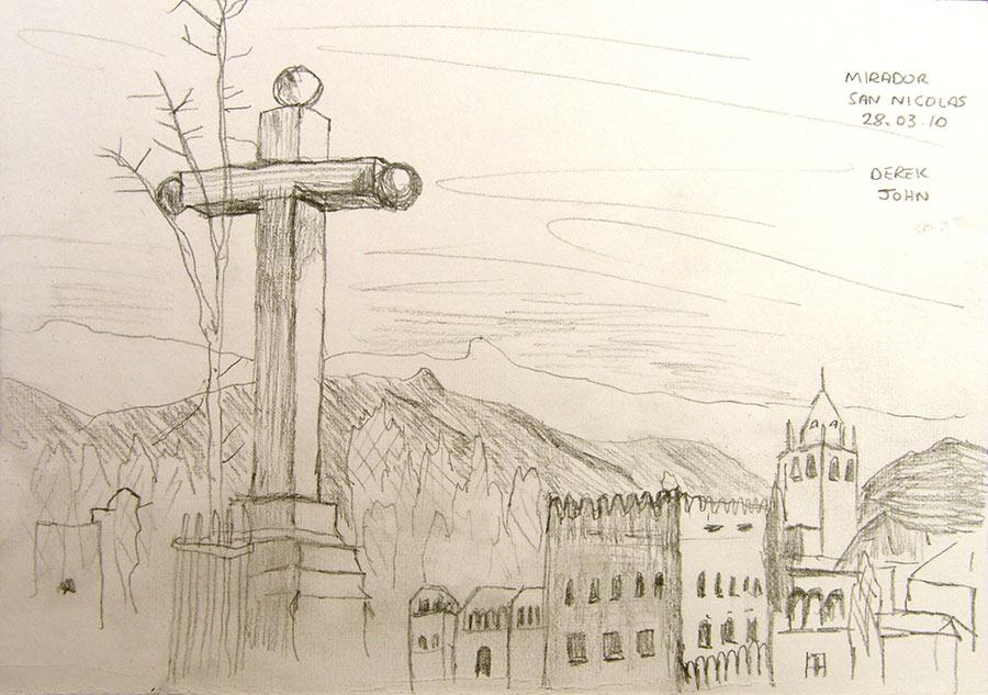 Mirador de San Nicolas by Derek Dohren