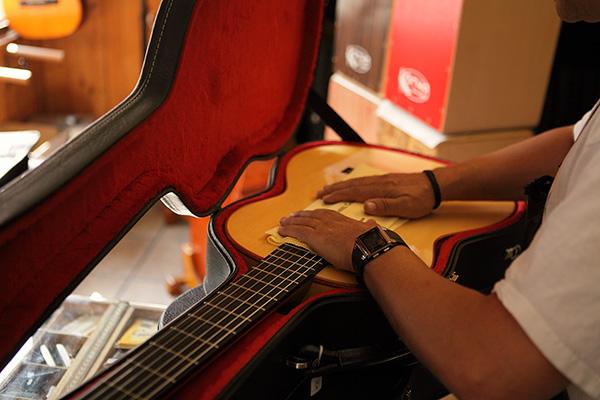 Granada Guitar Maker