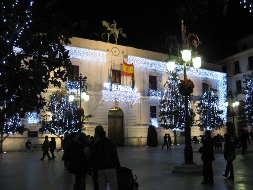 Christmas in Granada