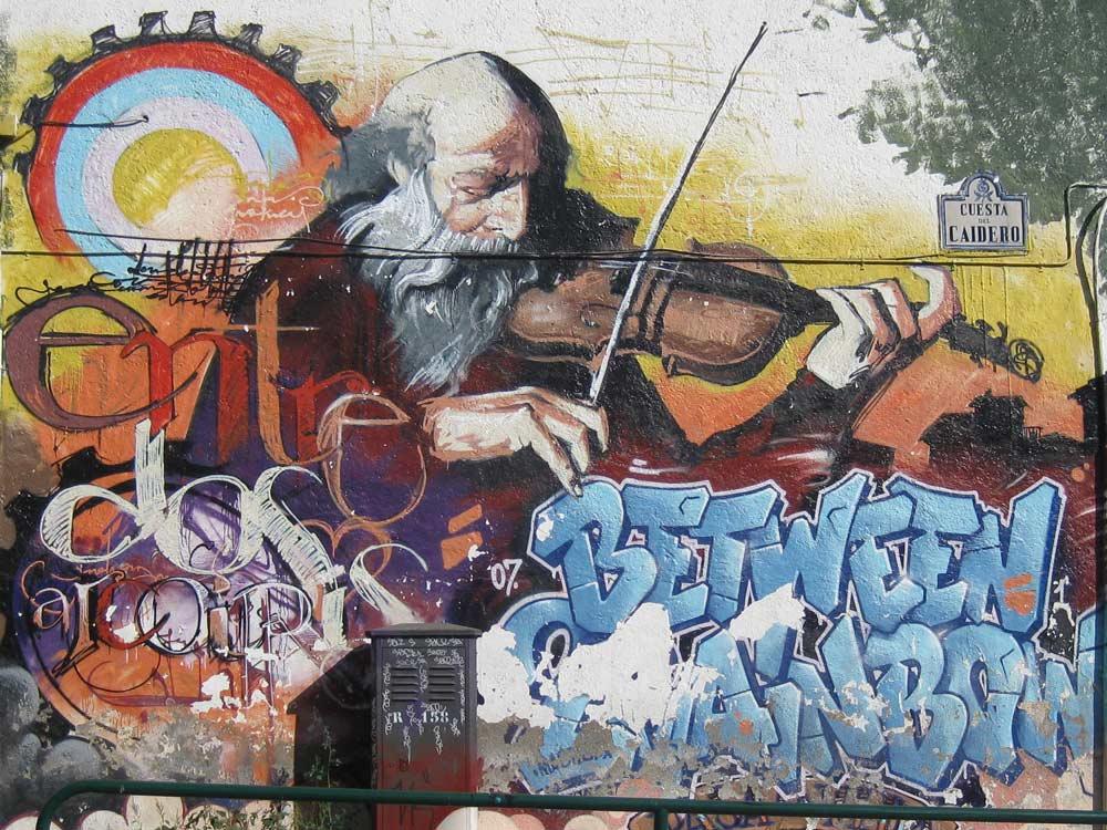 street art granada