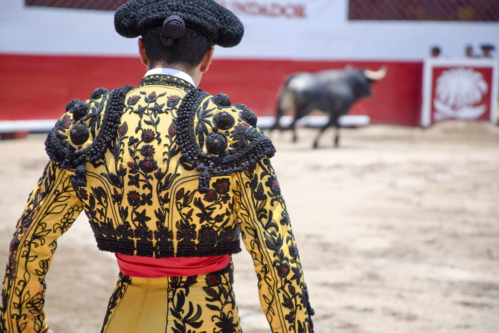 Bullfighting in Granada