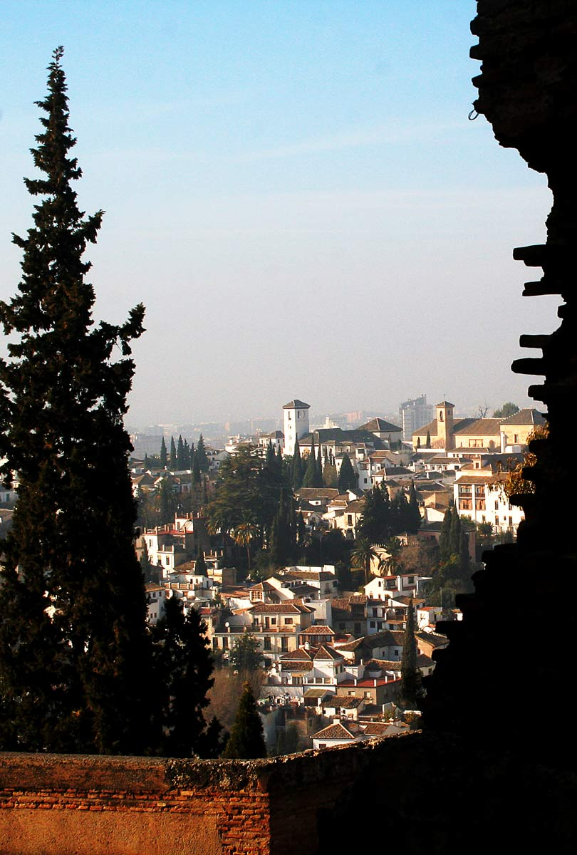 Views of granada