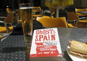 ghosts of spain book review