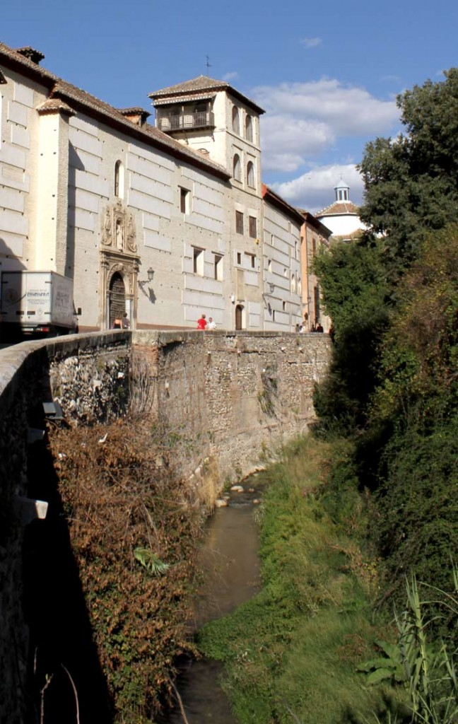 river Genil Granada