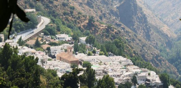 Visiting the Alpujarras